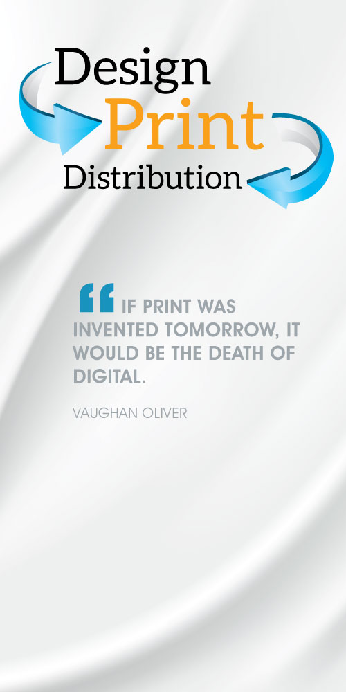 If Printing was invented tomorrow, it would be the Death of Digital.
